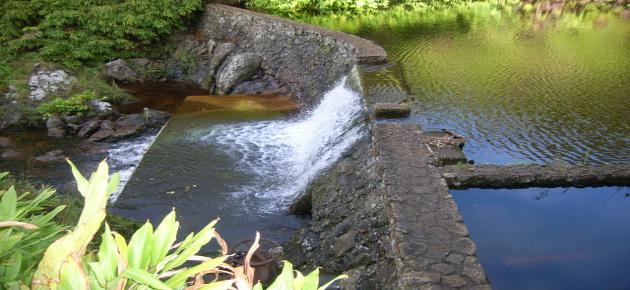 Waikoloa Intake Overflow