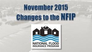 2015 NFIP changes