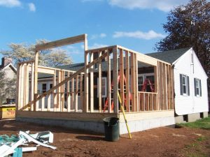 framing-bedroom-addition-ct