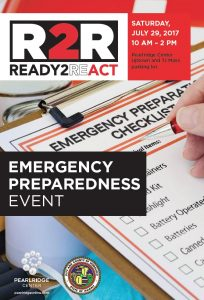 Ready 2 React Emergency Preparedness Fair post thumbnail