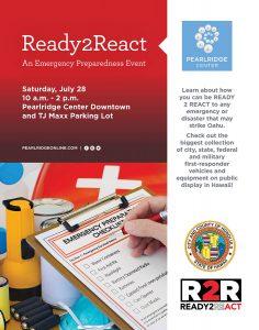 2018 Ready 2 React Emergency Preparedness Event post thumbnail