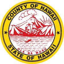 HI county logo