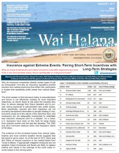 Wai Halana – January 2017 post thumbnail