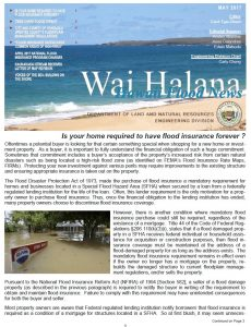 WAI HALANA – May 2017 post thumbnail