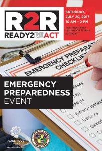 Ready 2 React Emergency Preparedness Fair post thumbnail