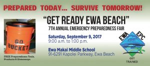 7th Annual Get Ready Ewa Beach Emergency Preparedness Fair post thumbnail
