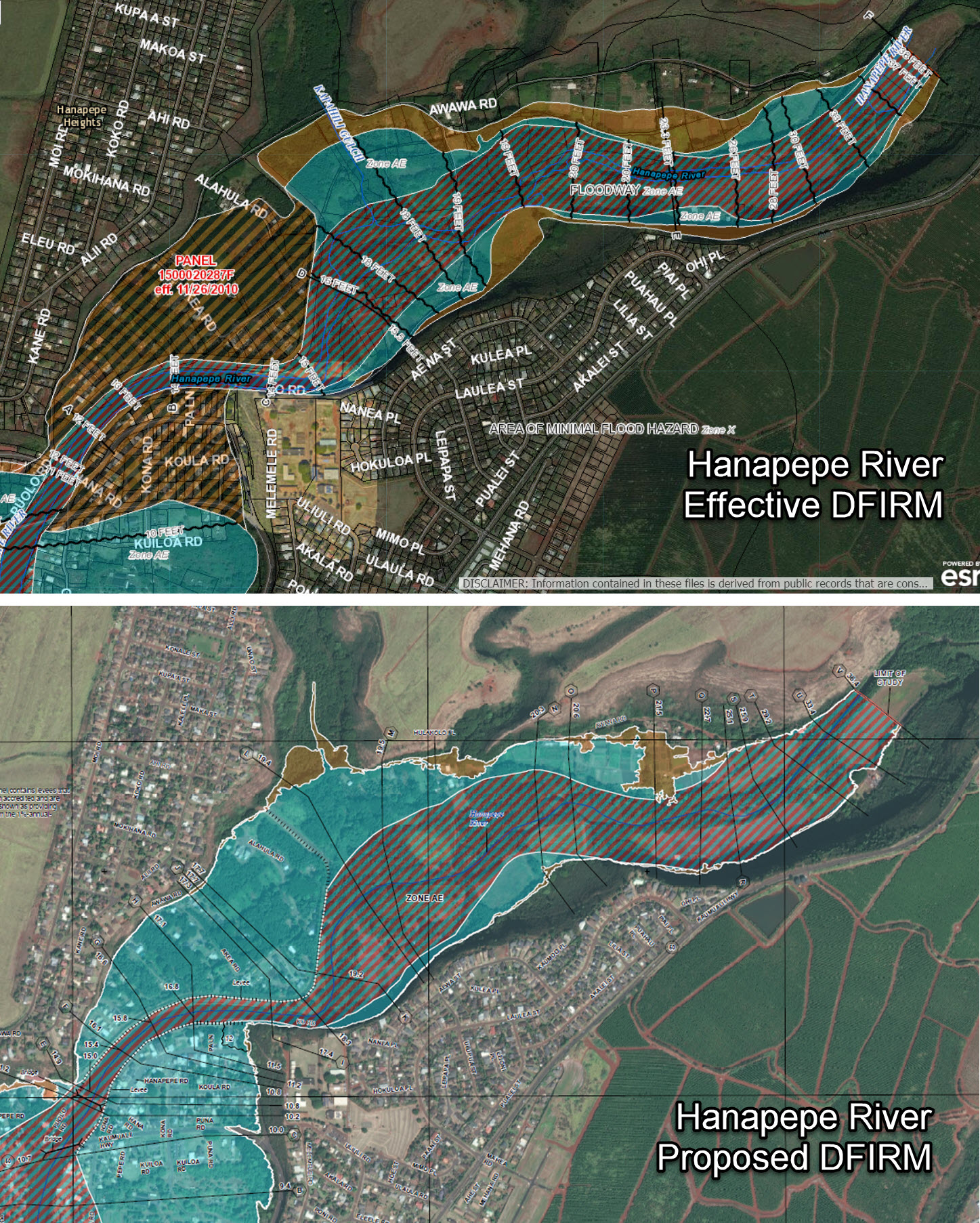Engineering Division, National Flood Insurance Program | Waimea and on